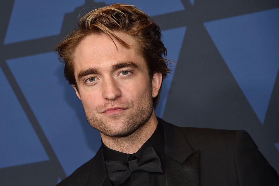 El peinado de Robert Pattinson.