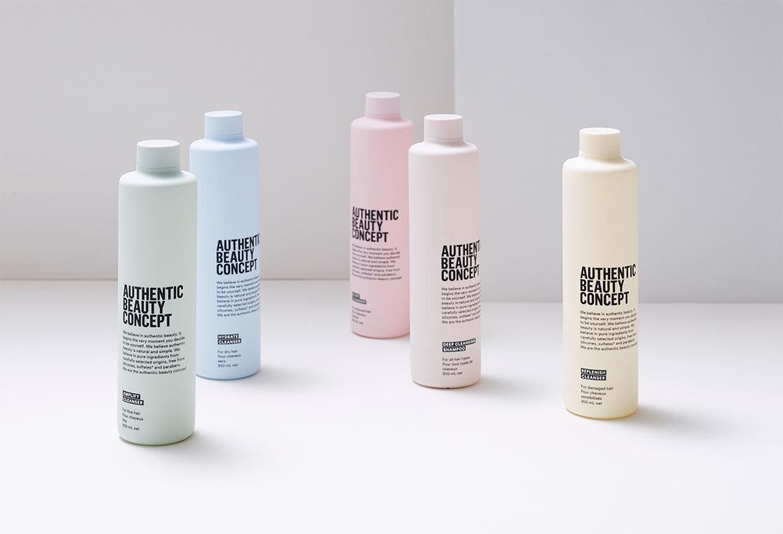 Línea productos Authentic Beauty Concept